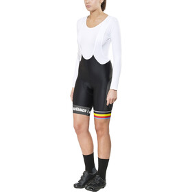 Bioracer Van Vlaanderen Pro Race Bib Shorts Dame black